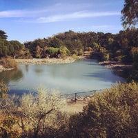 Photo taken at John McLaren Park Reservoir by Dan P. on 10/12/2013