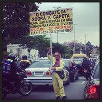 Photo taken at Rua Henrique Schaumann by Denis R. on 10/18/2013