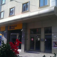 Photo taken at Piraeus Bank by Vasya Y. on 10/8/2013
