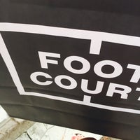 Photo taken at Foot Court by V. Y. on 8/10/2015