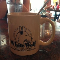 Photo taken at White Wolf Cafe & Bar by Liam B. on 7/21/2013