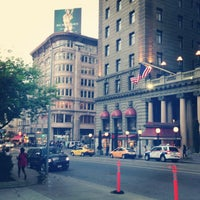 Photo taken at The Westin St. Francis on Union Square by Andrey C. on 5/3/2013