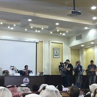 Photo taken at رابطه الأدباء الكويتيين by Khadija K. on 3/8/2017