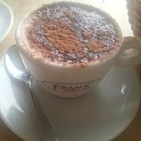 Photo taken at Fran's Café by Taynara M. on 1/24/2013