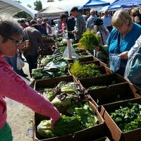 Photo taken at Le Marché St. Norbert Farmer's Market by Ron C. on 7/27/2013