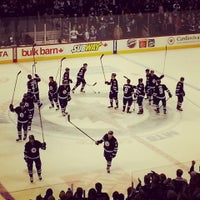 Photo taken at MTS Centre by Ron C. on 4/9/2013