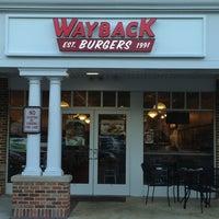 Photo taken at Jakes Wayback Burger by Greg D. on 9/20/2013