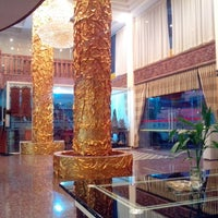 Photo taken at Wenzhou Business Hotel by Jaws I. on 10/14/2013