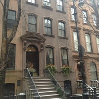 Photo taken at Carrie Bradshaw's Apartment from Sex & the City by Dan M. on 2/3/2013