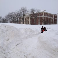 Photo taken at Olin Memorial Library by Dan M. on 2/9/2013