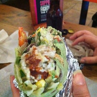 Photo taken at Freebirds World Burrito by Rooster B. on 10/27/2012