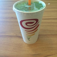 Photo taken at Jamba Juice Laurelwood S/C by Mellie M. on 5/14/2014