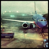 Photo taken at William P Hobby Airport (HOU) by 'Carla I. on 4/1/2013