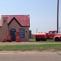 Photo taken at Phillips 66 Station - 1st In TX by Barak M. on 8/20/2013