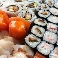 Photo taken at Wasabi I Sushi by Teófilo F. on 10/1/2012