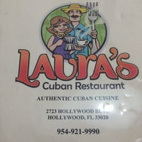 Photo prise au Laura's Cuban Restaurant par Michael E. le2/9/2013