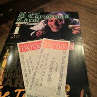Photo taken at Shakespeare Tavern by Mani H. on 12/23/2012