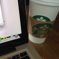 Photo taken at Starbucks by Kelsey F. on 5/6/2013