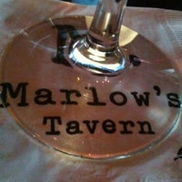 Photo taken at Marlow's Tavern by E S. on 11/24/2012