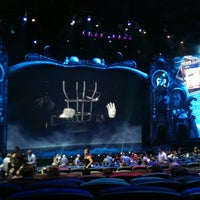 Photo taken at Michael Jackson ONE Theater by Jessica K. on 9/18/2013