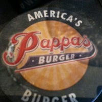 Photo taken at Pappas Burger by Tyler M. on 9/16/2012