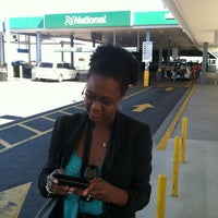 Photo taken at National Car Rental by Lynn E. on 10/14/2012