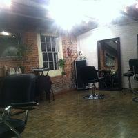 Photo taken at Siren Salon by Stephen C. on 2/7/2013