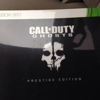 Photo taken at GameStop by Rob H. on 11/5/2013