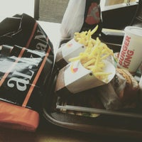 Photo taken at Burger King by Mohd A. on 7/7/2016
