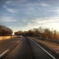 Photo taken at Mason-Dixon Line by Edward D. on 12/14/2012
