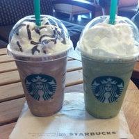 Photo taken at Starbucks by Jeablak R. on 10/6/2012