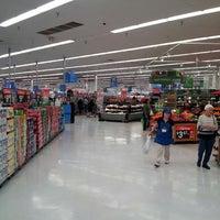 Photo taken at Walmart Supercenter by Damien B. on 3/14/2013