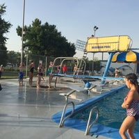 Photo taken at Meridian Public Pool by Star S. on 8/15/2015
