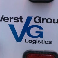 Photo taken at Verst Group Logistics by Joe H. on 6/5/2013