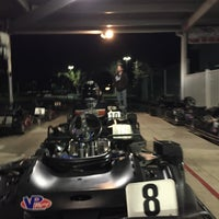 Photo taken at Alamo Karts by J Luis M. on 2/13/2015