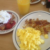 Photo taken at IHOP by Jaclyn W. on 8/11/2013