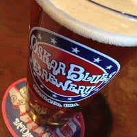 Photo taken at Oskar Blues Grill & Brew by William G. on 4/24/2013