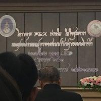 Photo taken at Isan Hall by pa_daeng on 10/5/2017