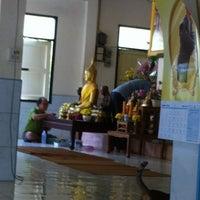 Photo taken at วัดสว่างธรรมาวาส by pa_daeng on 4/12/2013