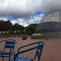 Photo taken at Parque San Cristobal by Esteban R. on 6/27/2016
