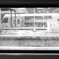Photo taken at Strathfield Station (Platforms 1 & 2) by Alan F. on 8/3/2016