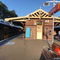 Photo taken at Bankstown Station by Alan J F. on 11/1/2017