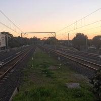 Photo taken at Riverwood Station by Alan F. on 8/18/2016