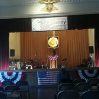 Photo taken at American Legion Post 80 by Joshua A. on 4/17/2013