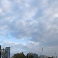 Photo taken at G.M. Dimitrov Blvd. by Zhivko Z. on 10/24/2016