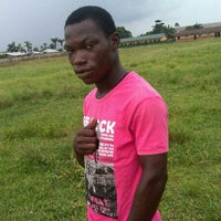 Photo taken at Sapele Town by Yul U. on 7/17/2013