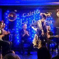 Foto tomada en Tablao Flamenco Cafetín La Quimera por Luisa S. el 6/18/2016