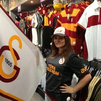 Photo taken at Galatasaray Store by D&G ♉. on 7/21/2013