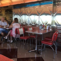 Photo taken at Tin Goose Diner by Bill B. on 8/10/2017