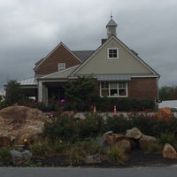 Photo taken at Rock Manor Golf Course by Bill B. on 10/2/2014
